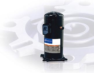 COPELAND - Спіральні компресори для теплових насосів серії ZH