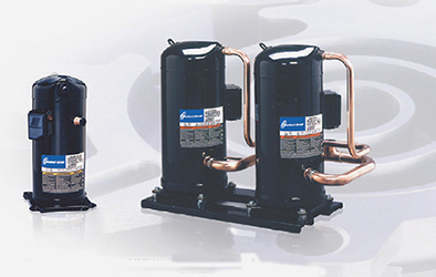 COPELAND - Спіральні компресори для кондиціювання на R410A, серія ZP